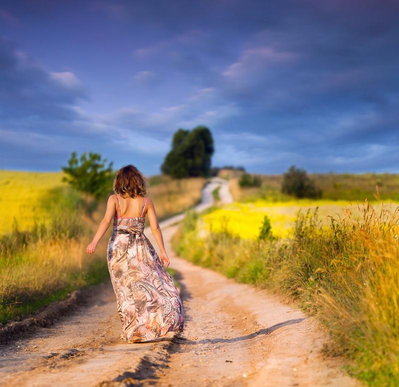 Camino-Mujer