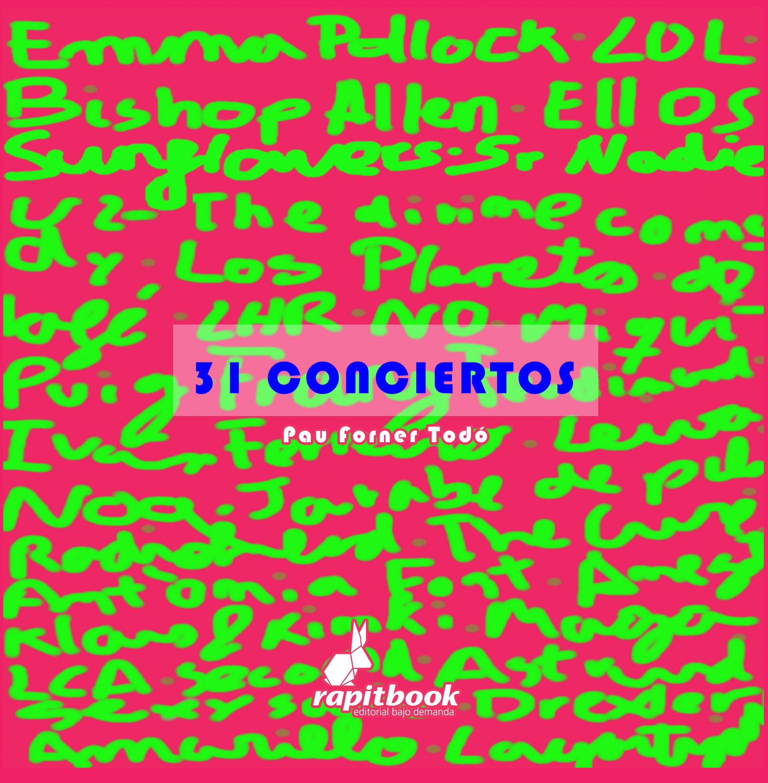31 conciertos