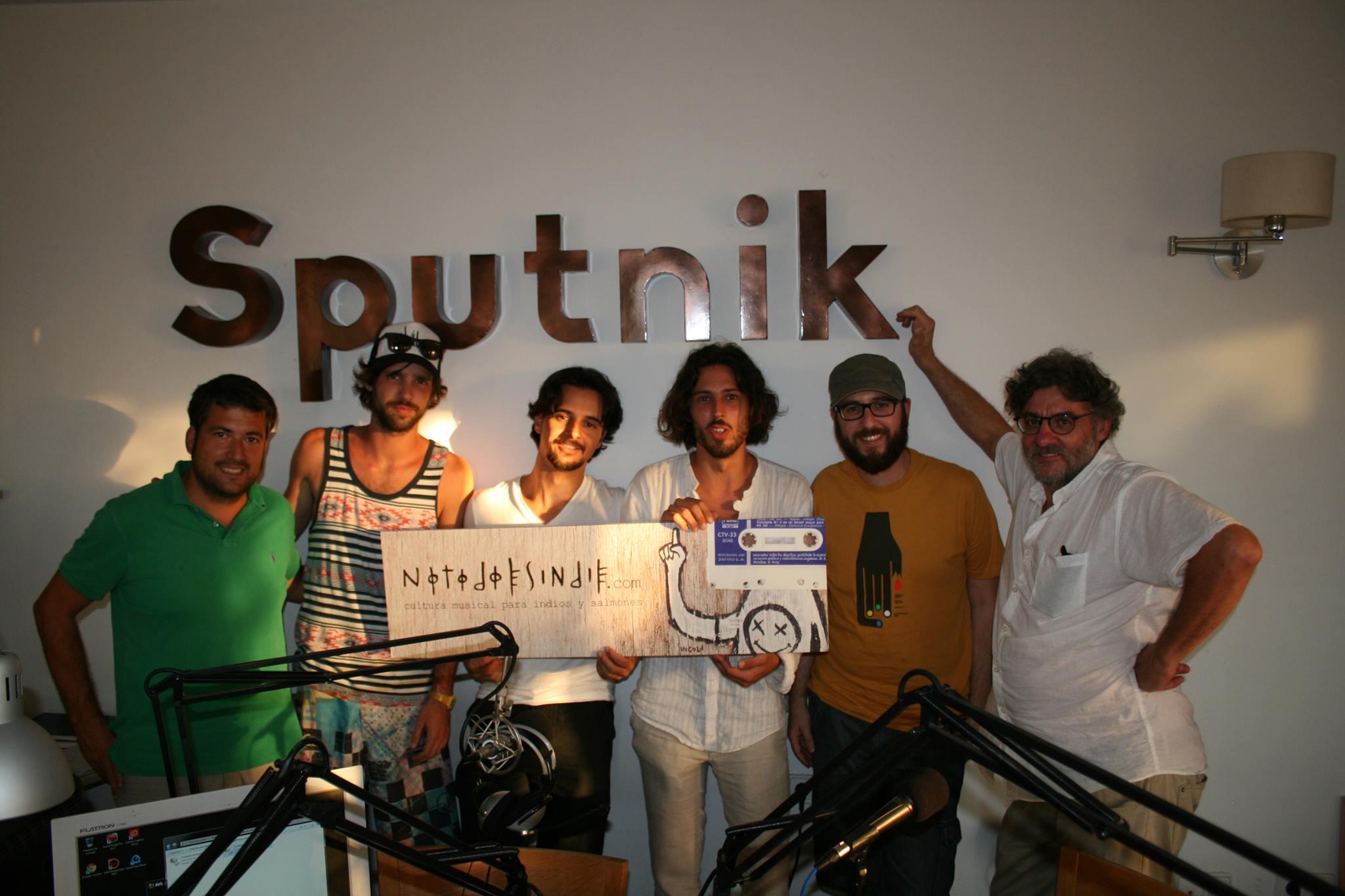 Sputnik todos
