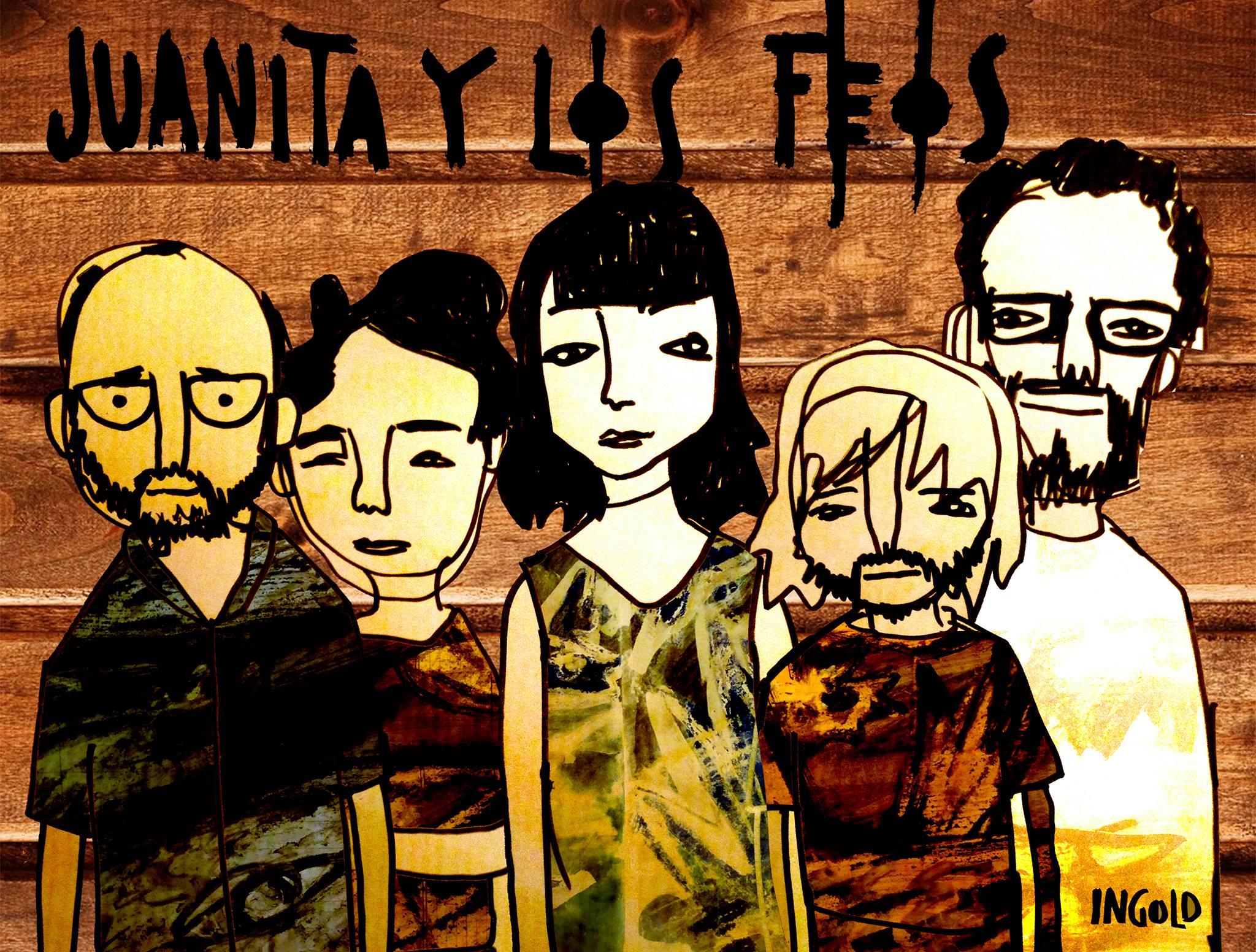 Juanita y Los Feos 2